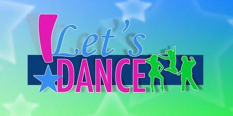 Let's dance billets