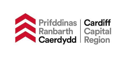 Life Sciences in Cardiff Capital Region  tickets