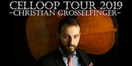 Berlaar Celloop Tour 2019 - Christian Grosselfinger tickets
