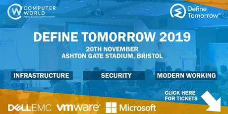 Define Tomorrow 2019 - Business Technology Conference tickets
