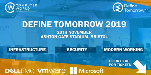 Define Tomorrow 2019 - Business Technology Conference