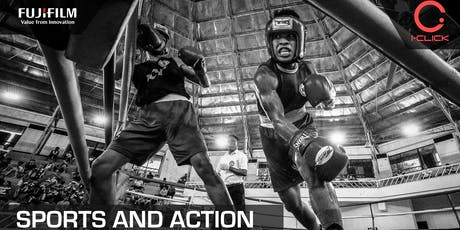 Sports and Action Photography Workshop by Evan Grabador tickets