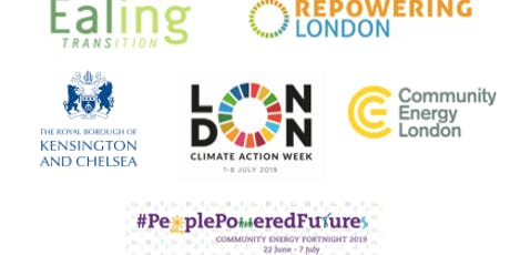 Community Energy in a Climate Emergency: West London Takes Action! tickets