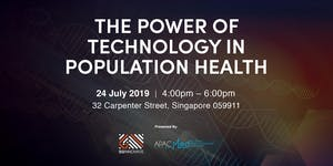 The Power of Technology in Population Health