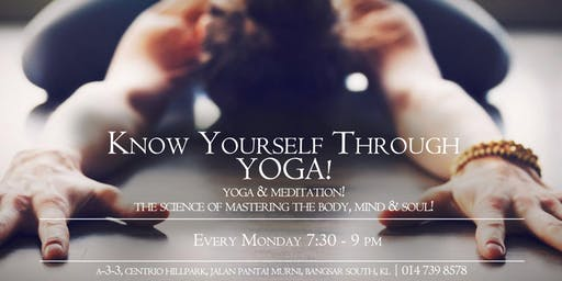 Soulful Mondays - Hatha Yoga & Meditation