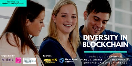 Diversity in Blockchain - Panel & Workshop tickets