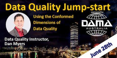 Brisbane Workshop - Data Quality Jump-Start tickets