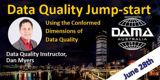 Brisbane Workshop - Data Quality Jump-Start