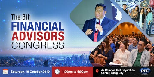Financial Advisors Congress 2019