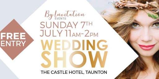 THE CASTLE HOTEL SUMMER WEDDING SHOW