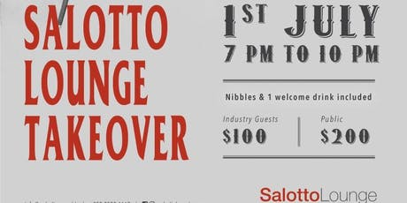 Ophelia Monkey Business presents Salotto Lounge Takeover  tickets