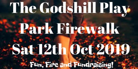 Godshill Play Park Firewalk 2019 tickets