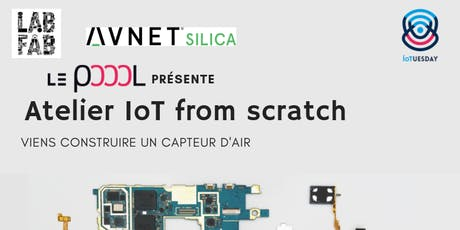IoTuesday : Atelier IoT from scratch tickets