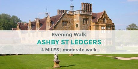 ASHBY ST LEDGERS LEAP | 4.2 MILES | MODERATE | WARWICKSHIRE tickets