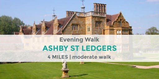 ASHBY ST LEDGERS LEAP | 4.2 MILES | MODERATE | WARWICKSHIRE