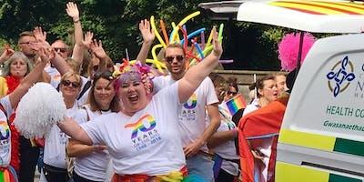 Velindre @ Pride 2019