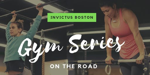 "Gym Series ""On the Road"" at Nevermore Crossfit"