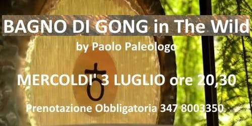 BAGNO DI GONG in The Wild by Paolo Paleologo