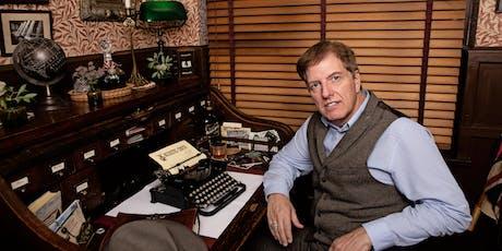 Author event: John Tarrow - The Stranger's Guide to Talliston tickets