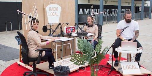 Radio Local - Two Day Radio Workshop
