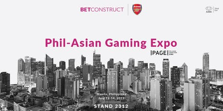 BetConstruct at PAGE tickets