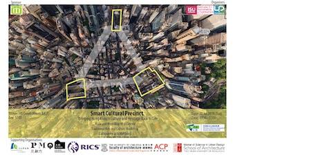 Smart Cultural Precinct - Walk and Workshop III @ Central tickets