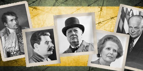 Conquerors and Liberators: War Leaders Who Shaped Our World tickets