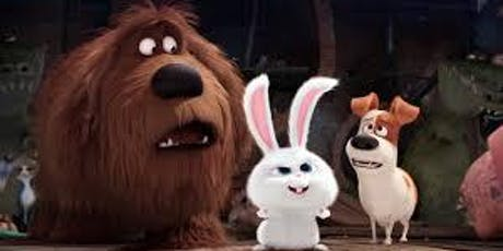 Secret Life of Pets - Children's Film tickets