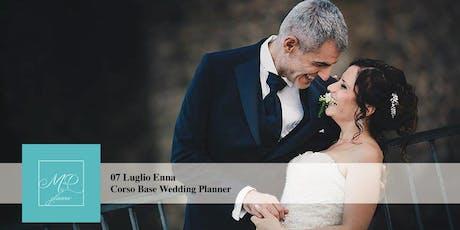 Corso Base Wedding Planner Enna biglietti