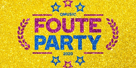 De Foute Party van Qmusic 2020 tickets