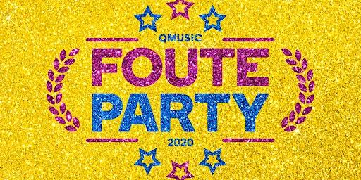 De Foute Party van Qmusic 2020
