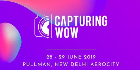 Capturing WOW : A Push for your Photography and Film-Making business tickets
