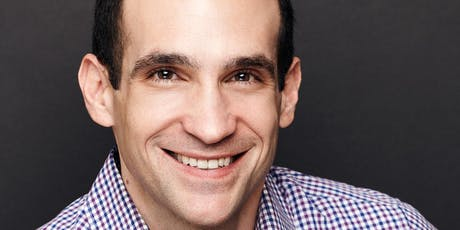How to focus in an age of distraction: A masterclass with Silicon Valley expert Nir Eyal tickets