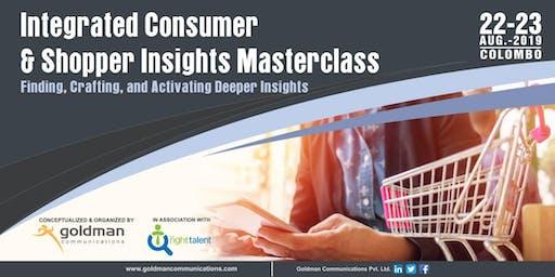 Integrated Consumer & Shopper Insights Masterclass