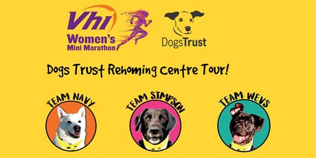 Women's Mini Marathon Dogs Trust Rehoming Centre Tour tickets