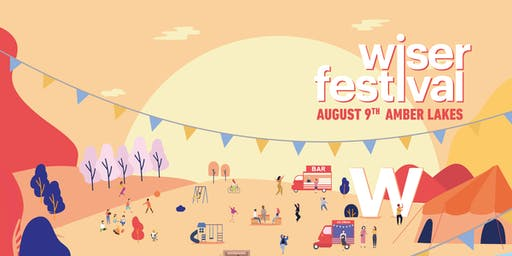 Wiser Festival   Investing in future talent.