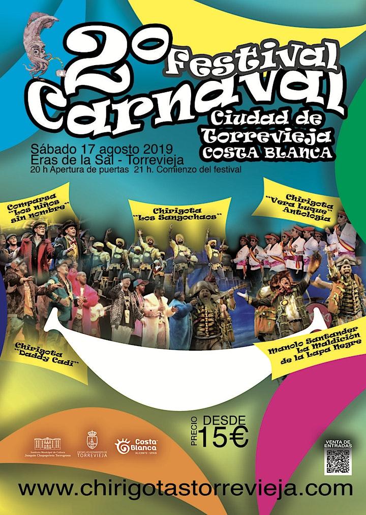 Imagen de Segundo Festival de Carnaval Ciudad de Torrevieja
