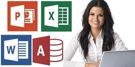 Microsoft Office Specialist Certification Course (MOS) in Glasgow  tickets