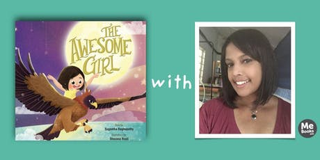 The Awesome Girl : Storytelling with Authoress Sugeetha Raghupathy tickets