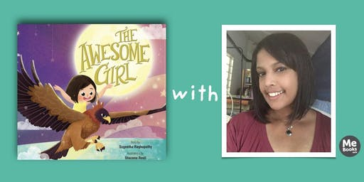 The Awesome Girl : Storytelling with Authoress Sugeetha Raghupathy