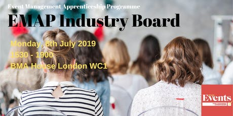 Event Management Apprenticeship Programme - Industry Board tickets