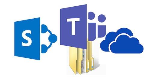 Microsoft Teams & OneDrive Training