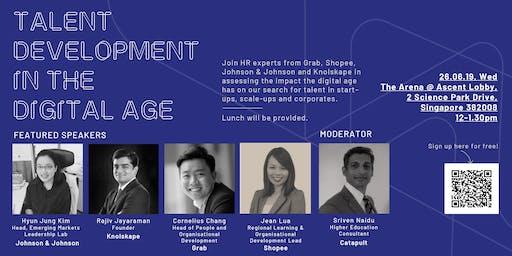 Talent Development in the Digital Age