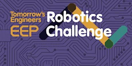 NEW Tomorrow Engineers Robotics Challenge - North West Regional Final, ASTRAZENECA Macclesfield, 27th Feb 2020 tickets