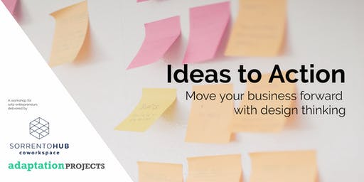 From Ideas to Action: A Workshop for Solo Entrepreneurs