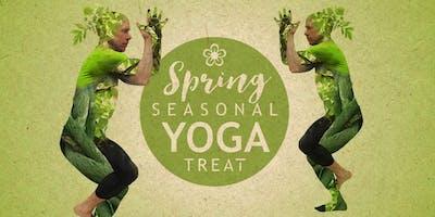 Spring Seasonal Yoga Retreat