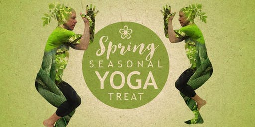 Spring Seasonal Yoga Retreat