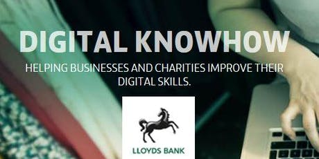 Lloyds Bank Digital KnowHow Session (London City Giving Day) tickets