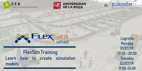 FlexSim Training tickets