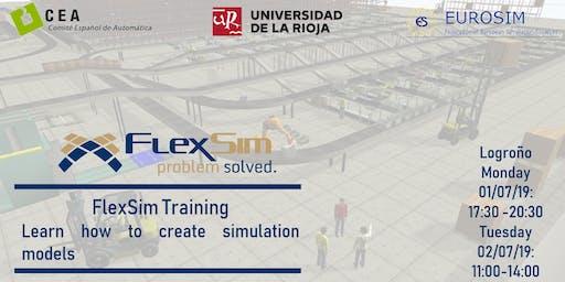 FlexSim Training